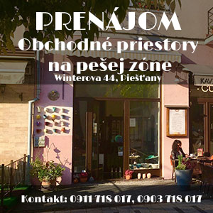 Priestory pesia zona