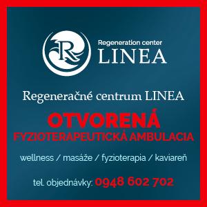 Regener centrum Linea II