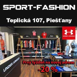 Sport Fashion prestahovane