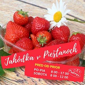 Plantex Jahodka