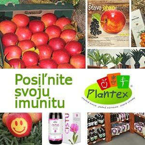 Plantex imunita